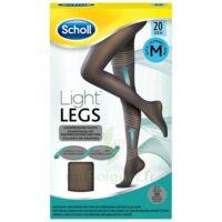 Scholl Light Legs™ Collants 20d Noir Xl à Chalon-sur-Saône