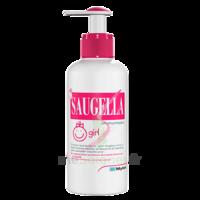Saugella Girl Savon Liquide Hygiène Intime Fl Pompe/200ml à Chalon-sur-Saône