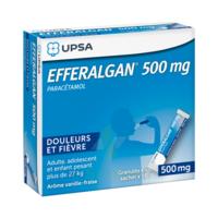 Efferalgan 500 Mg Glé En Sachet Sach/16 à Chalon-sur-Saône