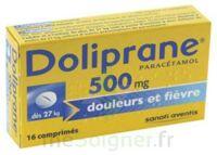 Doliprane 500 Mg Comprimés 2plq/8 (16) à Chalon-sur-Saône