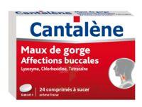 Cantalene, Comprimé à Sucer à Chalon-sur-Saône