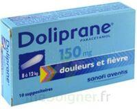 Doliprane 150 Mg Suppositoires 2plq/5 (10) à Chalon-sur-Saône
