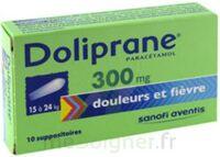 Doliprane 300 Mg Suppositoires 2plq/5 (10) à Chalon-sur-Saône