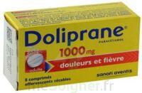 Doliprane 1000 Mg Comprimés Effervescents Sécables T/8 à Chalon-sur-Saône