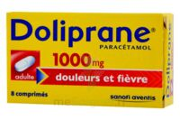 Doliprane 1000 Mg Comprimés Plq/8 à Chalon-sur-Saône