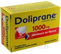 Doliprane 1000 Mg Poudre Pour Solution Buvable En Sachet-dose B/8 à Chalon-sur-Saône