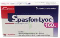 Spasfon Lyoc 160 Mg, Lyophilisat Oral à Chalon-sur-Saône