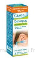 Quies Docuspray Hygiene De L'oreille, Spray 100 Ml à Chalon-sur-Saône