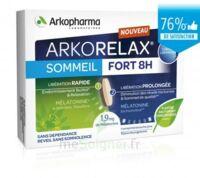 Arkorelax Sommeil Fort 8h Comprimés B/15 à Chalon-sur-Saône