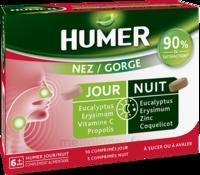 Humer Nez/gorge Jour&nuit 15 Comprimés à Chalon-sur-Saône
