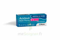 Aciclovir Mylan Pharma 5%, Crème à Chalon-sur-Saône