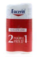 Lip Activ Soin Actif Levres Eucerin 4,8g X2 à Chalon-sur-Saône