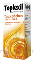 Toplexil 0,33 Mg/ml, Sirop 150ml à Chalon-sur-Saône