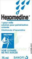 Hexomedine 1 Pour Mille, Solution Pour Pulvérisation Cutanée En Flacon Pressurisé à Chalon-sur-Saône