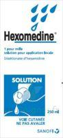 Hexomedine 1 Pour Mille S Appl Loc Fl/250ml à Chalon-sur-Saône