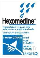 Hexomedine Transcutanee 1,5 Pour Mille, Solution Pour Application Locale à Chalon-sur-Saône