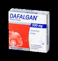 Dafalgan 500 Mg Comprimés Effervescents Sécables Film/16 à Chalon-sur-Saône