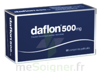 Daflon 500 Mg Comprimés Pelliculés Plq/60 à Chalon-sur-Saône