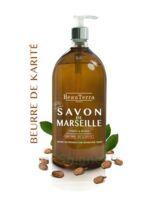 Beauterra - Savon De Marseille Liquide - Beurre De Karité - 1l à Chalon-sur-Saône