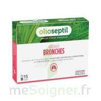 Olioseptil Bronches 15 Gélules à Chalon-sur-Saône