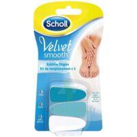 Scholl Velvet Smooth Ongles Sublimes Kit De Remplacement à Chalon-sur-Saône