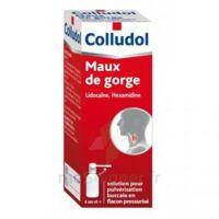 Colludol Solution Pour Pulvérisation Buccale En Flacon Pressurisé Fl/30 Ml + Embout Buccal à Chalon-sur-Saône