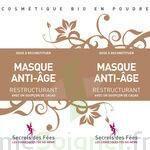 Secrets Des Fées Masque Anti-age Restructurant à Chalon-sur-Saône