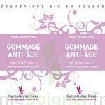 Secrets Des Fées Gommage Anti-age Régénérant à Chalon-sur-Saône