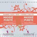 Secrets Des Fées Masque Pureté Equilibrant Peel-off à Chalon-sur-Saône