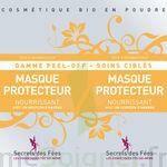 Secrets Des Fées Masque Protecteur Nourrissant Peel-off à Chalon-sur-Saône