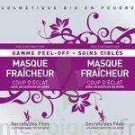 Secrets Des Fées Masque Fraicheur Coup D'eclat Peel-off à Chalon-sur-Saône