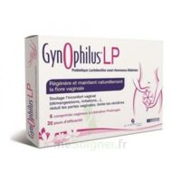 Gynophilus Lp Comprimés Vaginaux B/6 à Chalon-sur-Saône