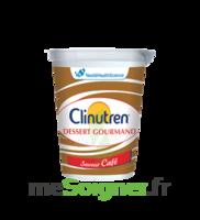 Clinutren Dessert Gourmand Nutriment Café 4cups/200g à Chalon-sur-Saône