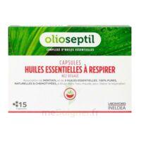 Olioseptil - Capsules Huiles Essentielles à Respirer - Nez Dégagé à Chalon-sur-Saône