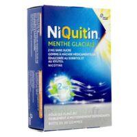 Niquitin 2 Mg Gom à Mâcher Médic Menthe Glaciale Sans Sucre Plq Pvc/pvdc/alu/30 à Chalon-sur-Saône