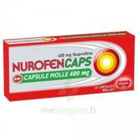 Nurofencaps 400 Mg Caps Molle Plq/10 à Chalon-sur-Saône