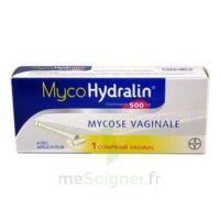 Mycohydralin 500 Mg, Comprimé Vaginal à Chalon-sur-Saône