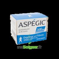 Aspegic 500 Mg, Poudre Pour Solution Buvable En Sachet-dose 20 à Chalon-sur-Saône