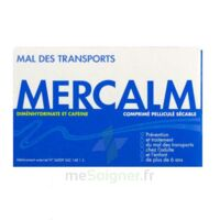 Mercalm, Comprimé Pelliculé Sécable à Chalon-sur-Saône