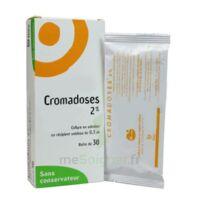 Cromadoses 2 Pour Cent, Collyre En Solution En Récipient Unidose à Chalon-sur-Saône