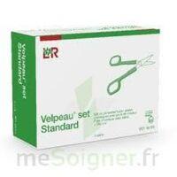 Velpeau Set Standard Set De Pansement Pour Plaies Chroniques Avec Paire De Ciseaux à Chalon-sur-Saône