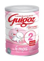Guigoz 2 Lait Pdre B/800g à Chalon-sur-Saône