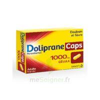 Dolipranecaps 1000 Mg Gélules Plq/8 à Chalon-sur-Saône