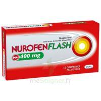 Nurofenflash 400 Mg Comprimés Pelliculés Plq/12 à Chalon-sur-Saône