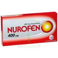 Nurofen 400 Mg Comprimés Enrobés Plq/12 à Chalon-sur-Saône
