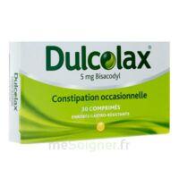 Dulcolax 5 Mg Comprimés Enrobés Gastro-résistants Plq/30 à Chalon-sur-Saône
