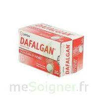 Dafalgan 1000 Mg Comprimés Effervescents B/8 à Chalon-sur-Saône