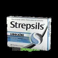 Strepsils Lidocaïne Pastilles Plq/24 à Chalon-sur-Saône
