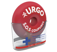 Urgo Sos Bande Coupures 2,5cmx3m à Chalon-sur-Saône