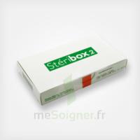 Stéribox Kit Prévention Et Hygiène Pour Les Toxicomanes Avec Seringues 100ui/ml à Chalon-sur-Saône